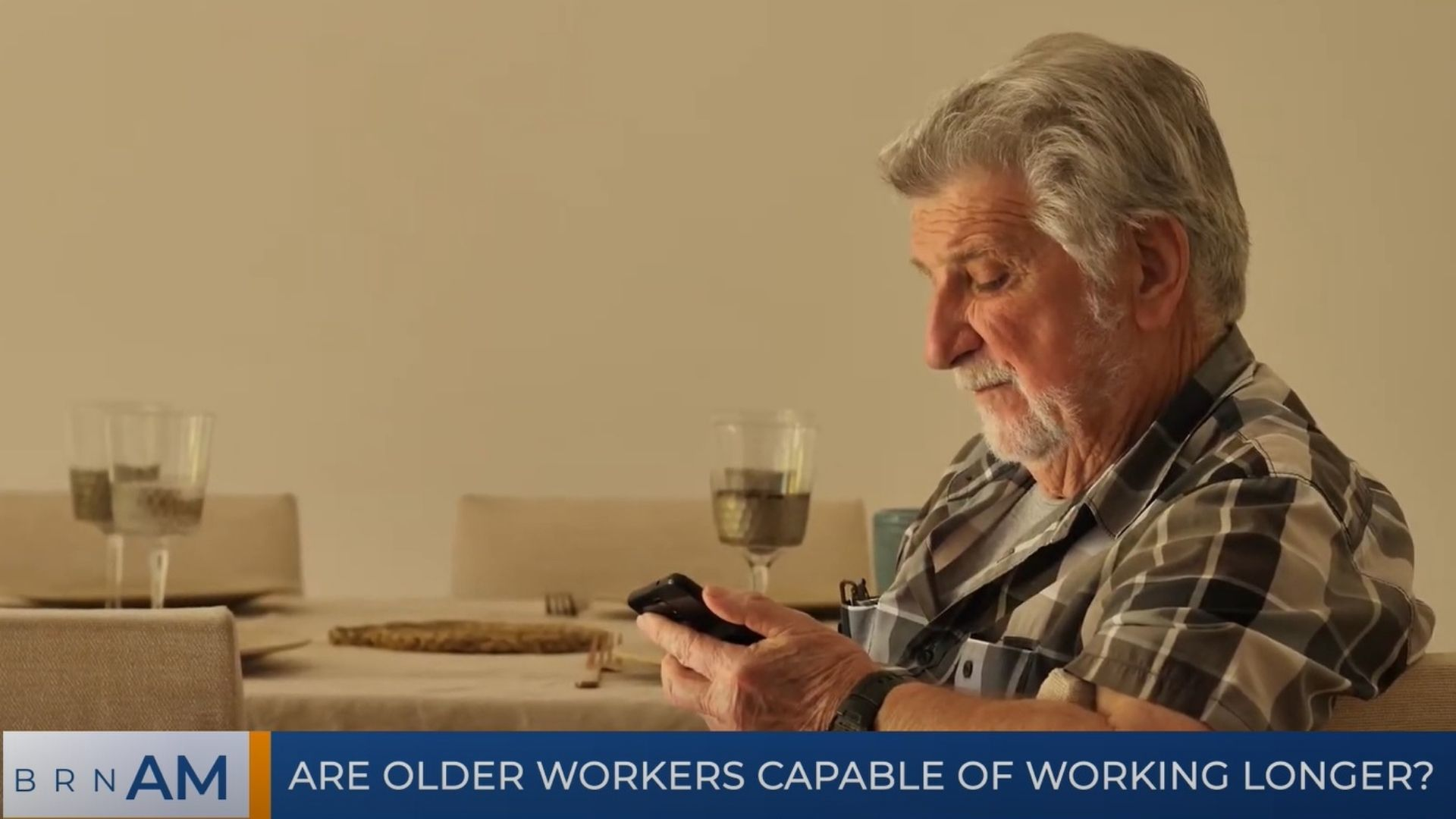 BRN AM   Are older workers capable of working longer?
