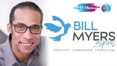 """Inspired Choices Network - Bill Myers Inspires - """"Rocco & the Gratitude Show"""""""