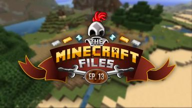 The Minecraft Files - #269 - Giant Medieval Style Farm