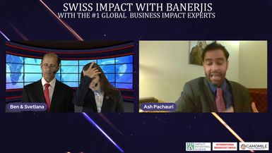 Swiss Impact with Banerjis with POP Movement - Ash Pachauri, May 28, 2021