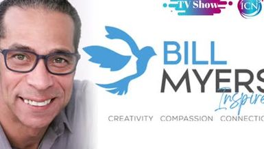 """Inspired Choices Network - Bill Myers Inspires - """"A Black American Living Abroad"""" ~ With James Bradley, Jr."""