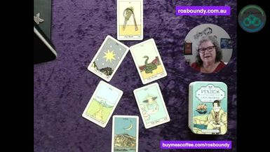 18th July 2021  The Daily Lenormand cards
