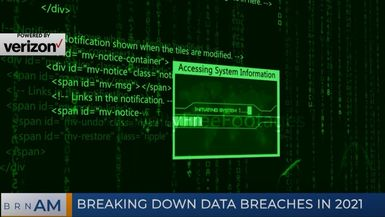 BRN AM | Breaking down data breaches in 2021