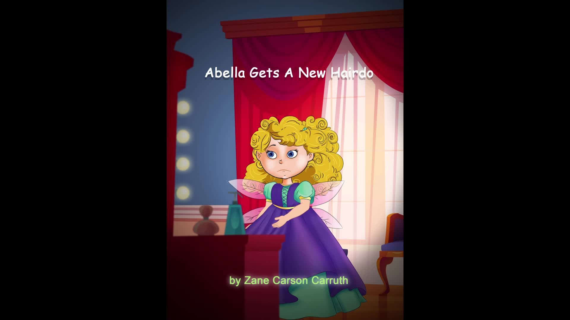 Abella Gets A New Hairdo