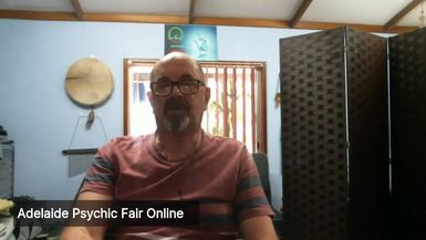 Adelaide Psychic Fair online 5 #mytvlivewell-spirit #MLWS This week we are talking with Annette Kir