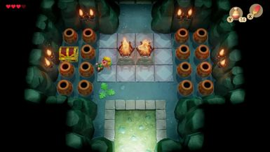 The Legend Of Zelda Link's Awakening Walkthrough With Brick Show Brian - 6. Bottle Grotto