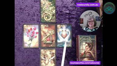15th July 2021  The Daily Lenormand cards