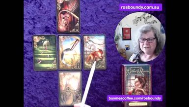 19th October 2021  Daily LENORMAND Card Spread