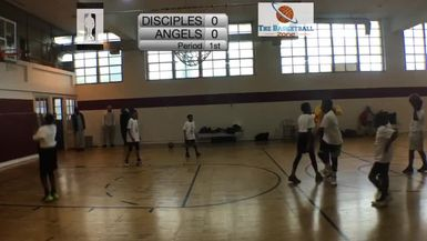 Rising Stars YOUTH Basketball- Jersey Angels vs Team Discipline