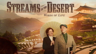 Streams In The Desert-Words Of Life