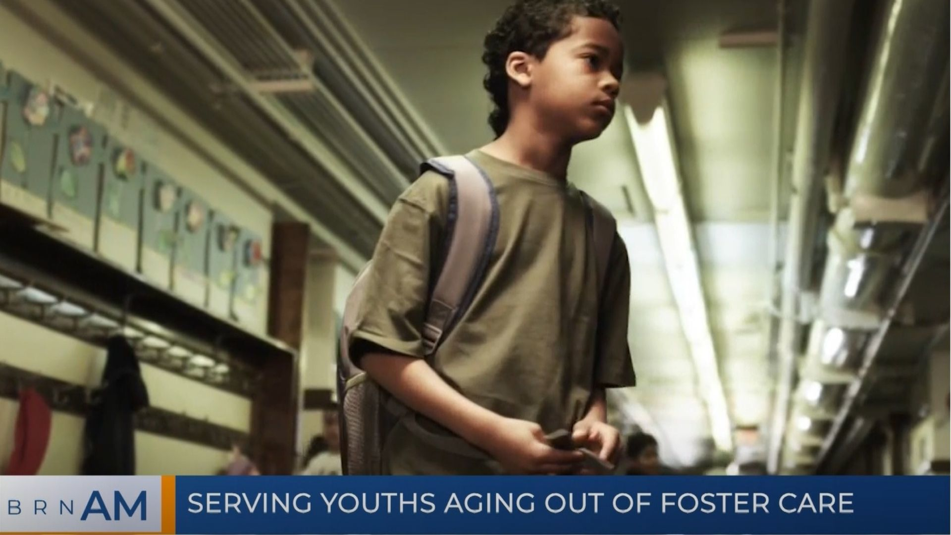 BRN AM   Serving youths aging out of foster care