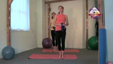 Energize and Elongate with the Stretch Band