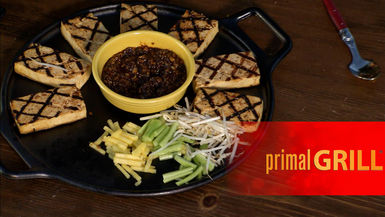 Primal Grill S1 E8 Heat Without Meat TV