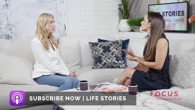 Life Stories with Joanna Garzilli: Brittney Castro on Becoming Financially Wise