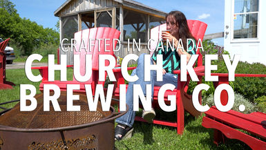 Crafted in Canada - S01 EP4 Church Key Brewing