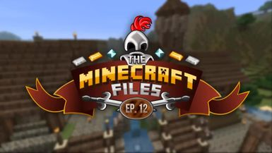 The Minecraft Files - #268 RPF - Diamonds for Blacksmith Fray
