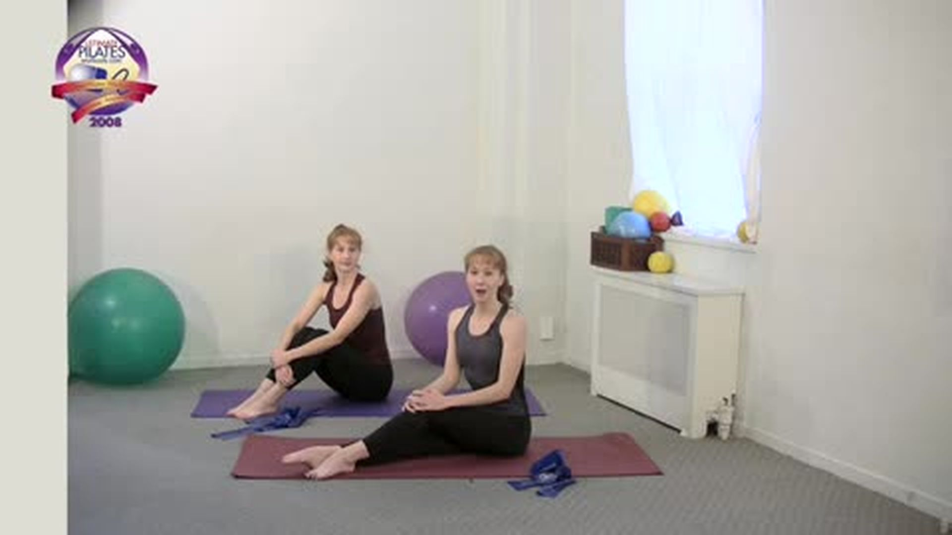Stretch and Strengthen with the Stretch Band
