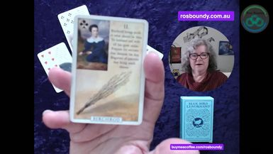 25th July 2021  - Daily LENORMAND Card Spread
