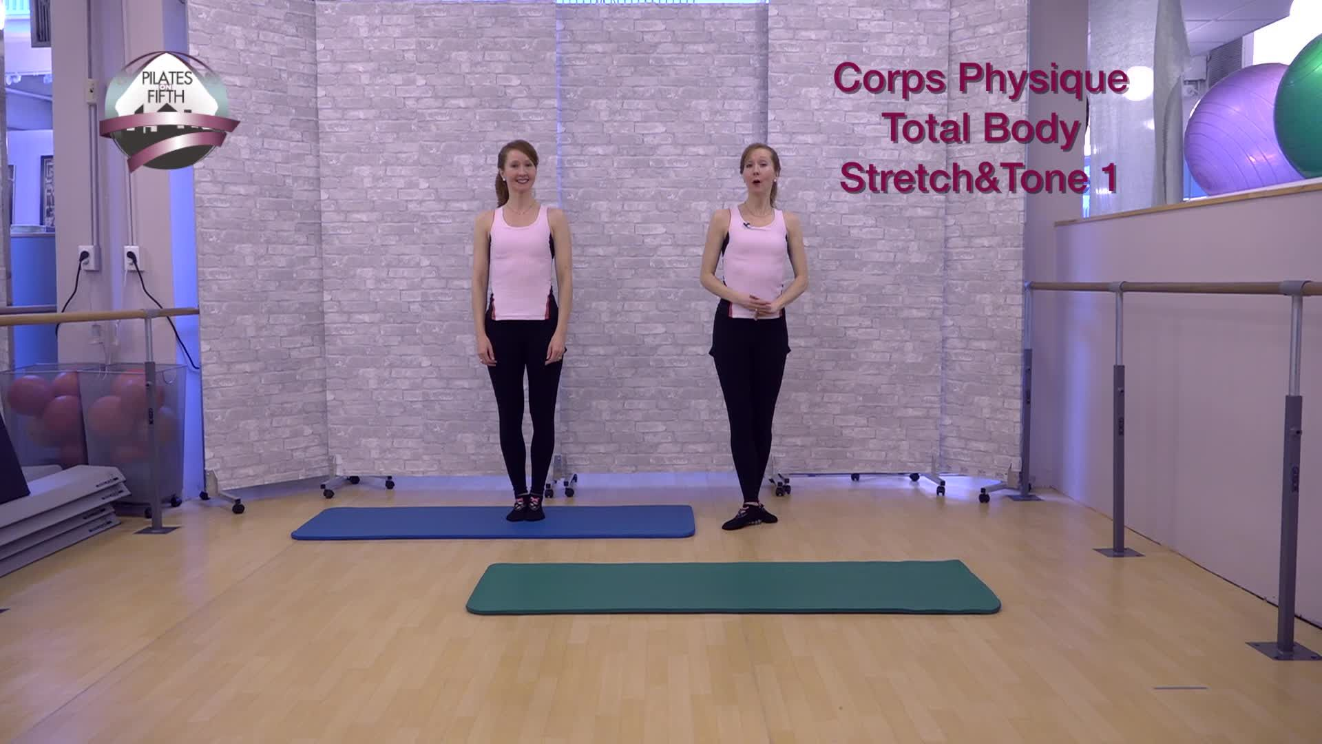 Corps Physique Total Body Stretch and Tone 1