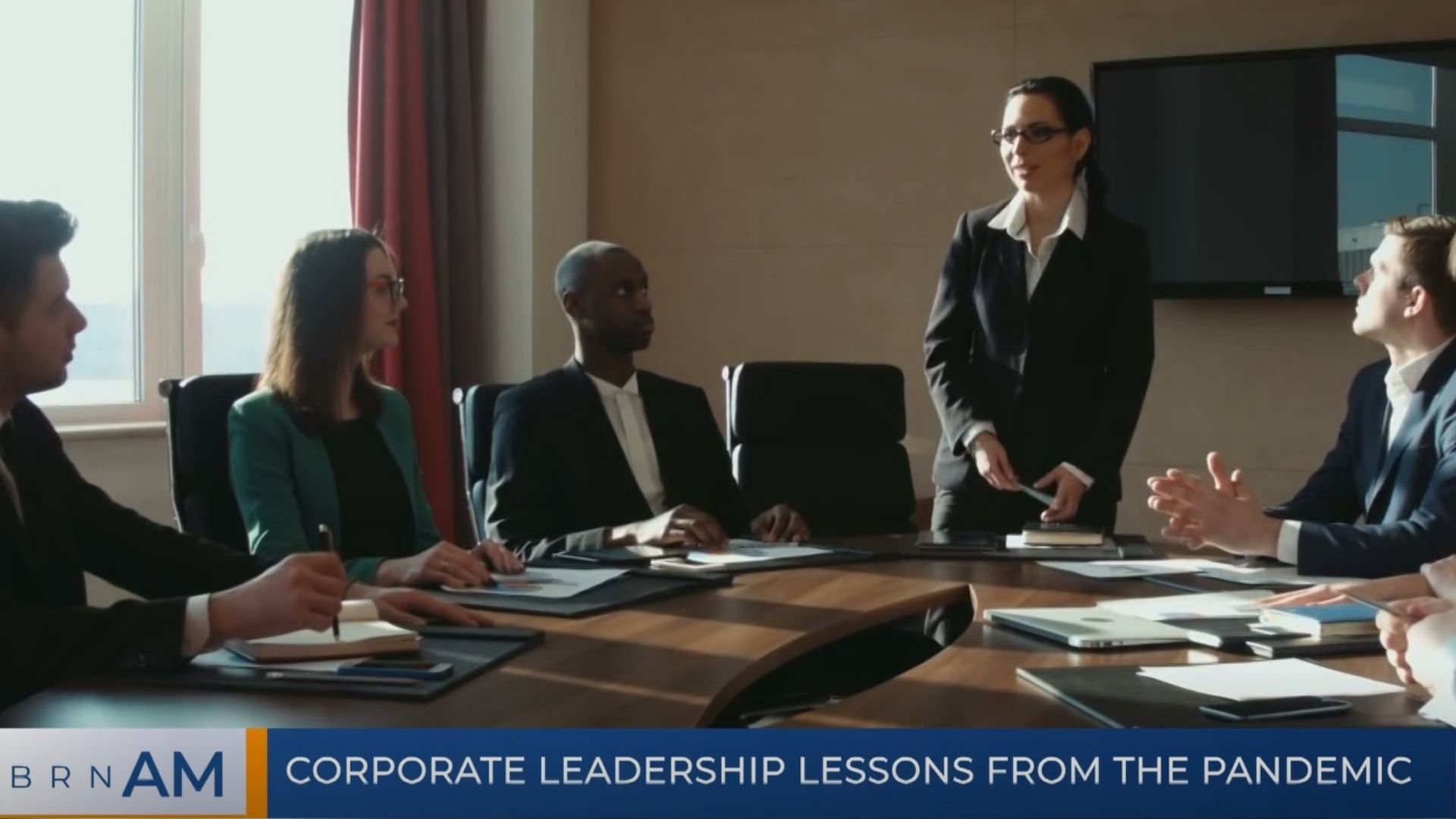 BRN AM   Corporate leadership lessons from the pandemic