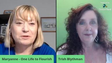Making the Leap - with Trish Blythman