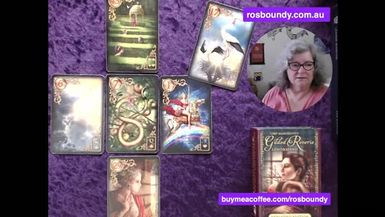 13th Oct 2021  Daily Lenormand Card Spread