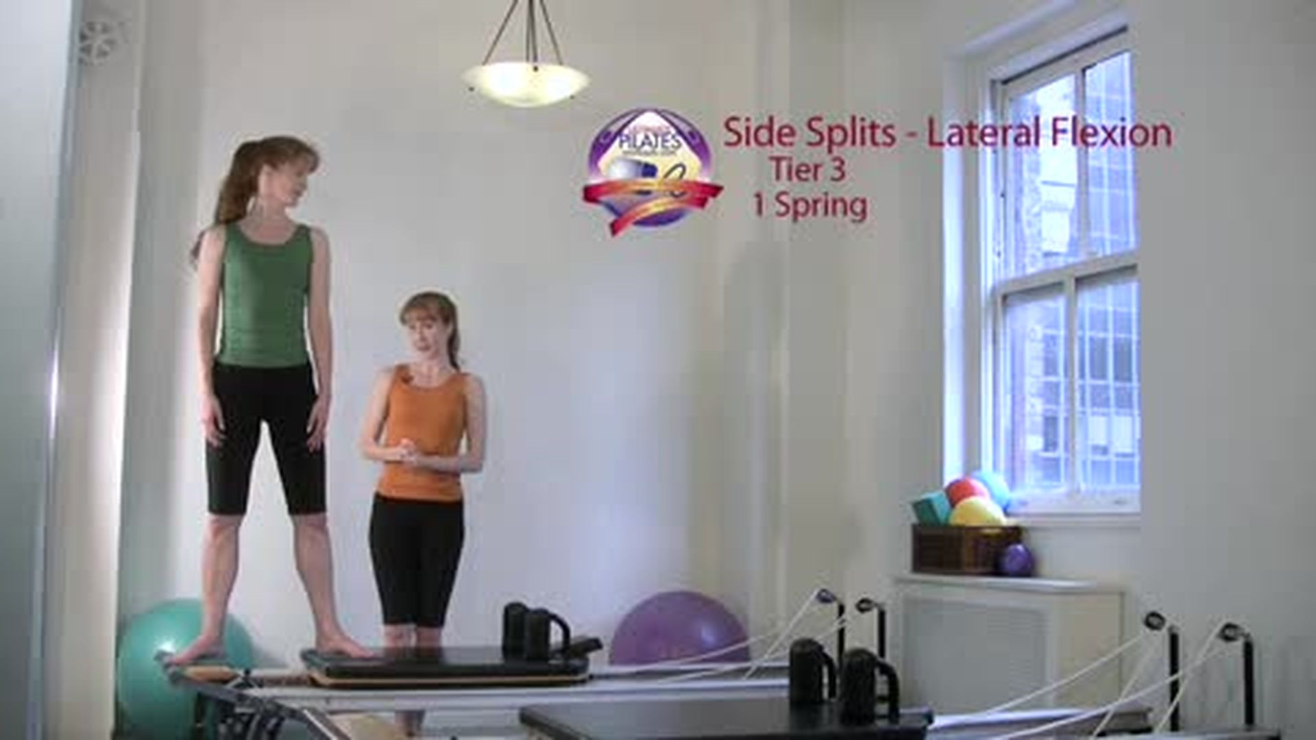 Side Splits Series 3 Lateral Flexion
