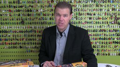LEGO Batman Movie Review : Scarecrow Special Delivery