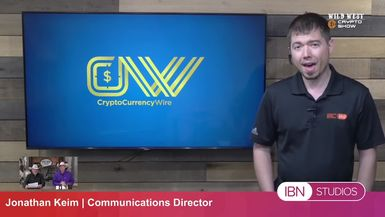 CryptoCurrencyWire Videos-The Wild, Wild West of Today's Crypto Trading | CryptoCurrencyWire on The Wild West Crypto Show | Episode 164