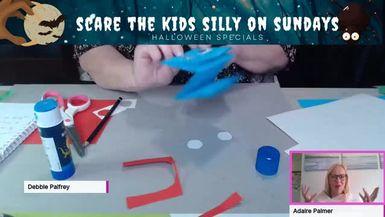 Scare the kids silly on Sundays!