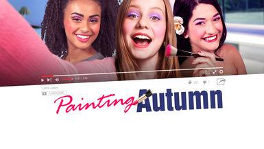 Painting Autumn Series - I've Got A Friend