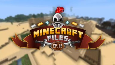 The Minecraft Files - #271 RPF - MELVIN vs. THE APOCALYPSE