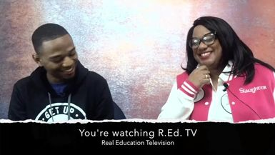 DENT DAMAGE TV-REAL EDUCATION TELEVISION (R.ED. TV) S1 EP. 8