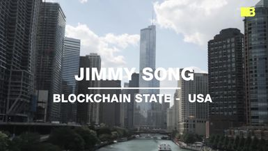 Around the block with Jimmy Song-Block chain state- USA