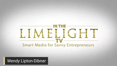 In the Limelight with Clarissa interviews Wendy Lipton-Dibner