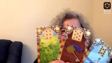 28th August 2021 Daily LENORMAND card spread