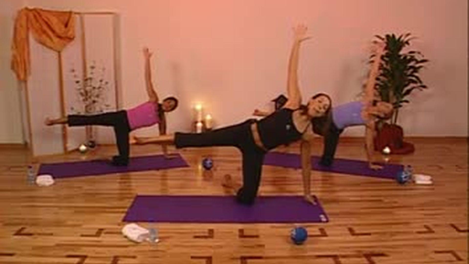 YogaFit Core - BINGE Networks
