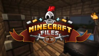 The Minecraft Files - #291 - Basement Storage FTW!