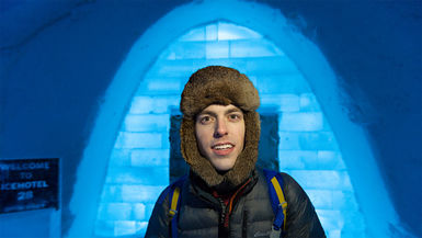 Episode 2 - Sweden ICEHOTEL