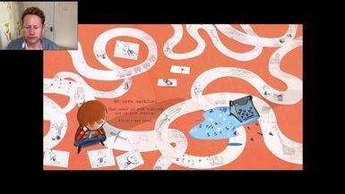 DOODLE DO IT - EP 20- DYSLEXIA & THE STORY MACHINE