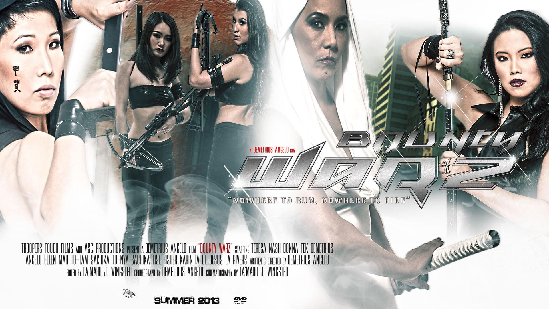 Bounty Warz The Movie