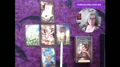 7th September 2021 Daily LENORMAND card spread