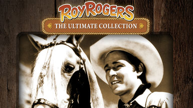Roy Rogers-The Ultimate Collection - Days of Jesse James