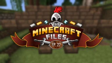 The Minecraft Files - #278 - Mining Hut!