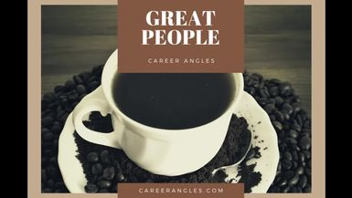 Great People | Career Angles