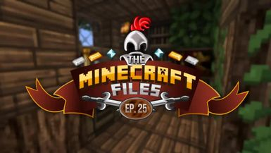 The Minecraft Files - #281 - The Wizard of the Enchanted Forest!