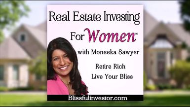 Staying Blissful While Working at Home with Devi Adea - REAL ESTATE INVESTING FOR WOMEN