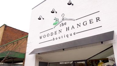 The Local View - The Wooden Hanger Boutique