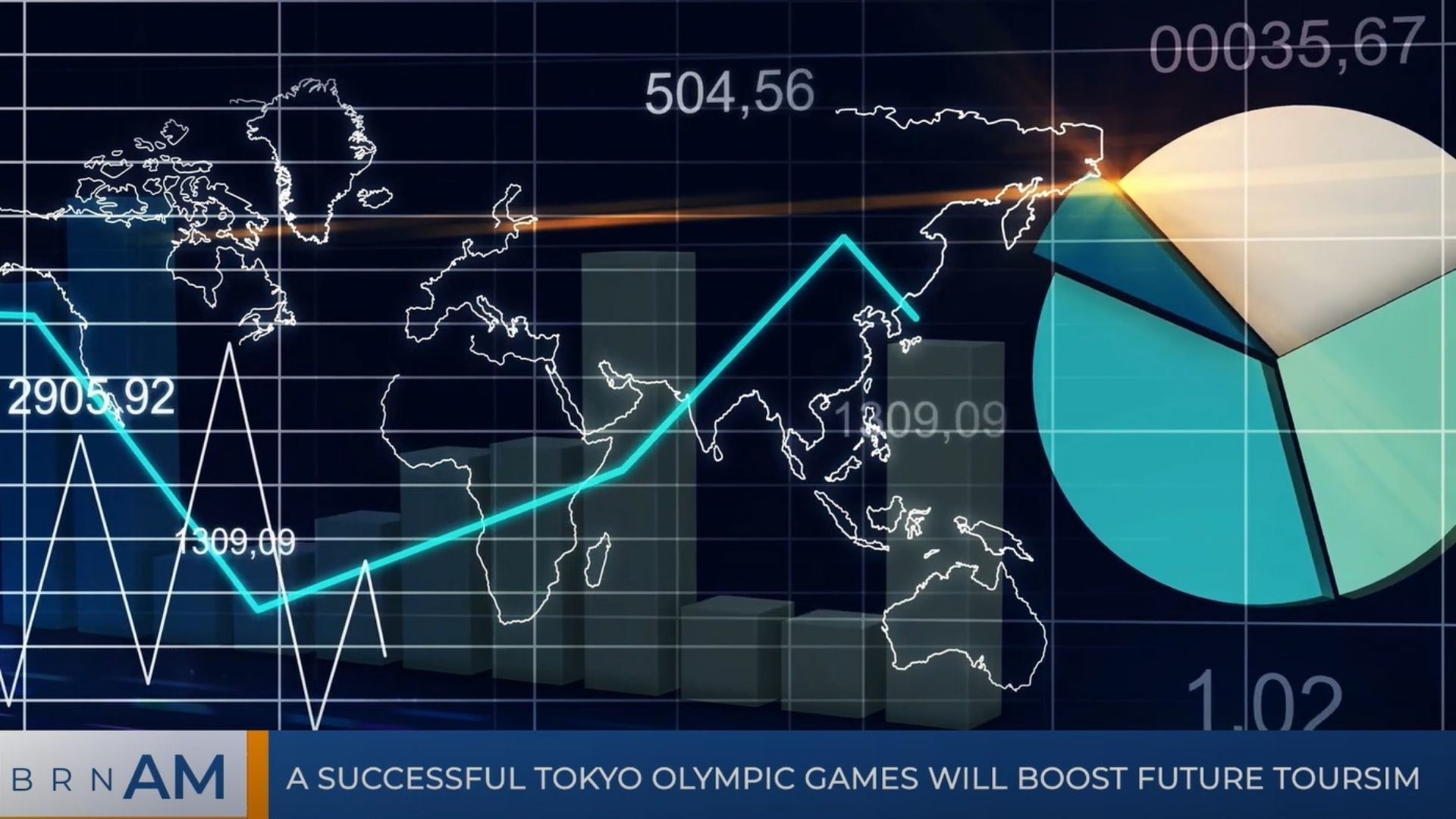 BRN AM   A successful Tokyo Olympic Games will boost future tourism