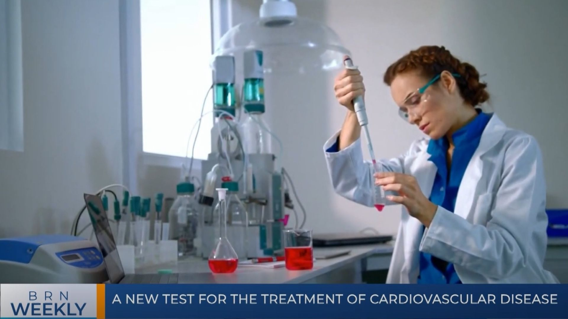 BRN Weekly | A new test for the treatment of cardiovascular disease